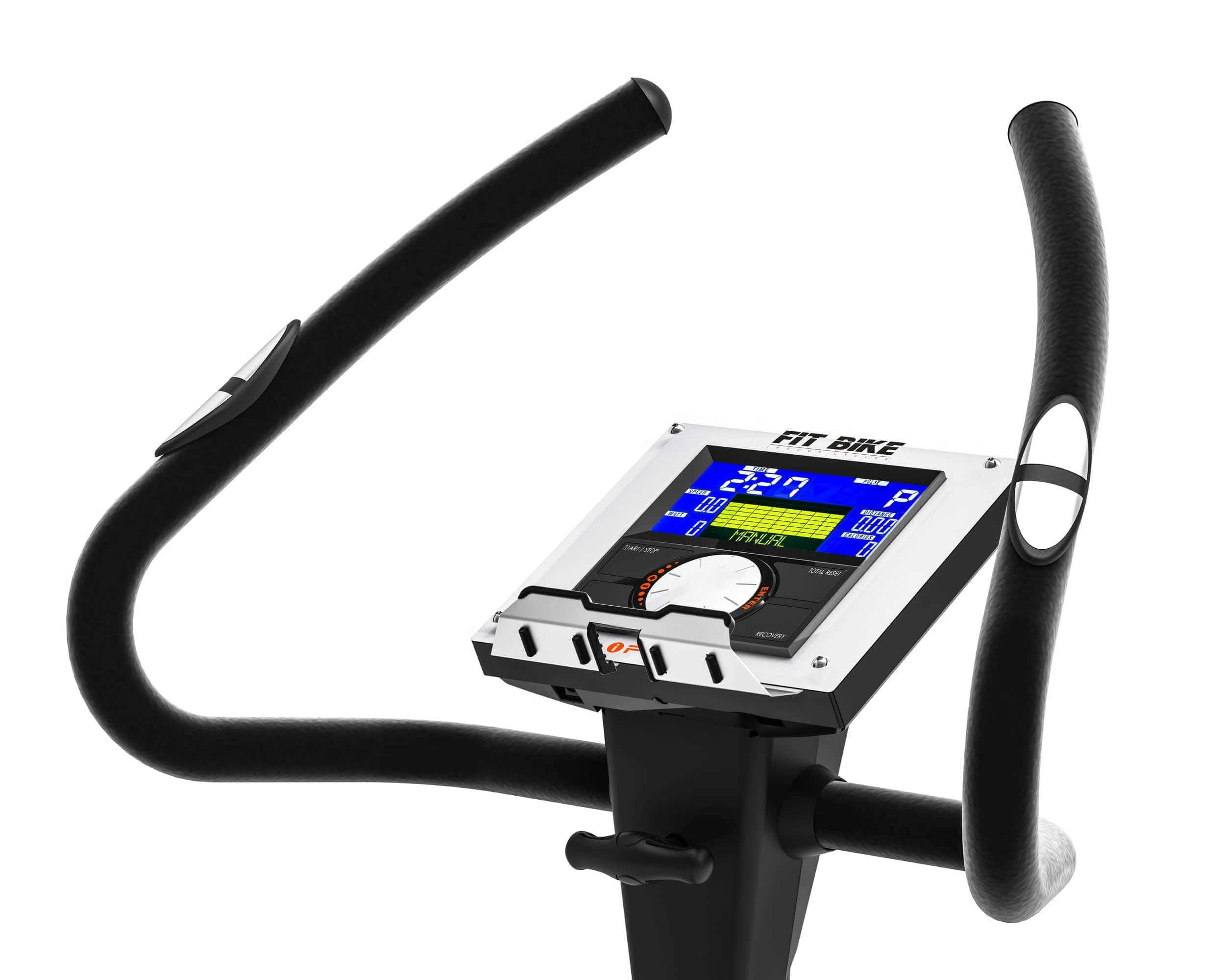 fit bike ride 6 hometrainer trainingscomputer