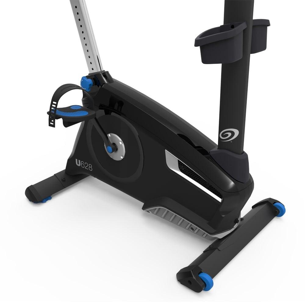 pedalen en 3-delige crank nautilus u628 hometrainer
