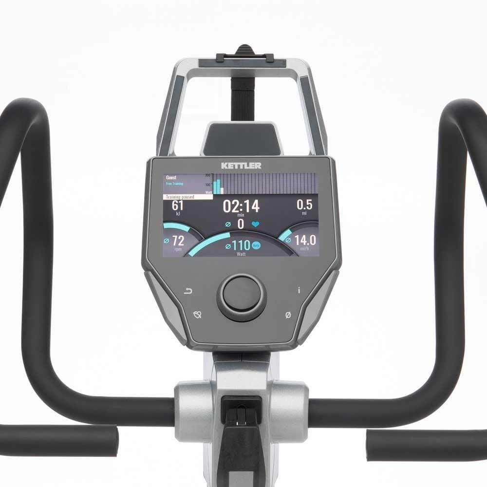 stuur en trainingscomputer kettler ergo c12 hometrainer