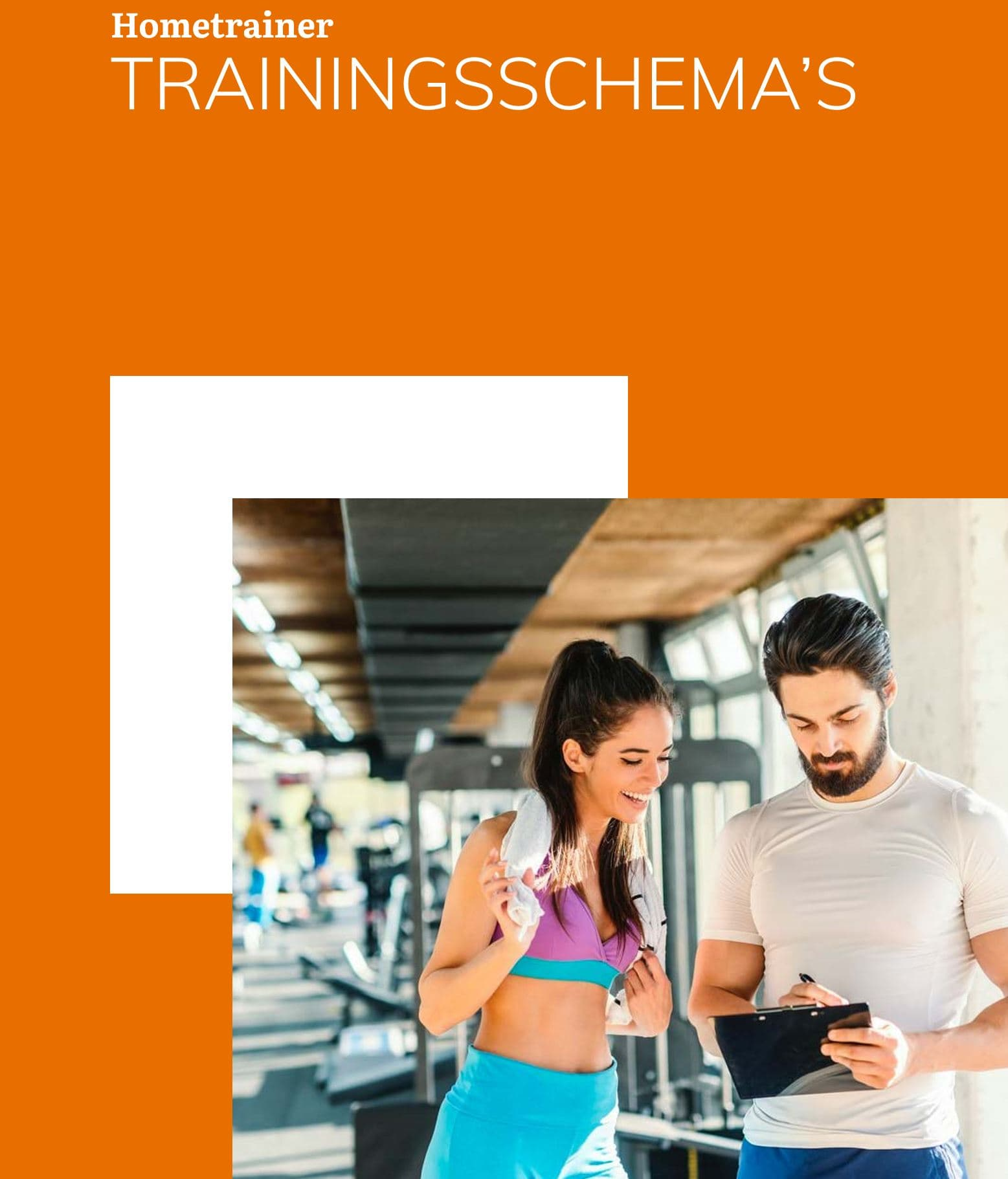 gratis ebook hometrainer trainingsschemas